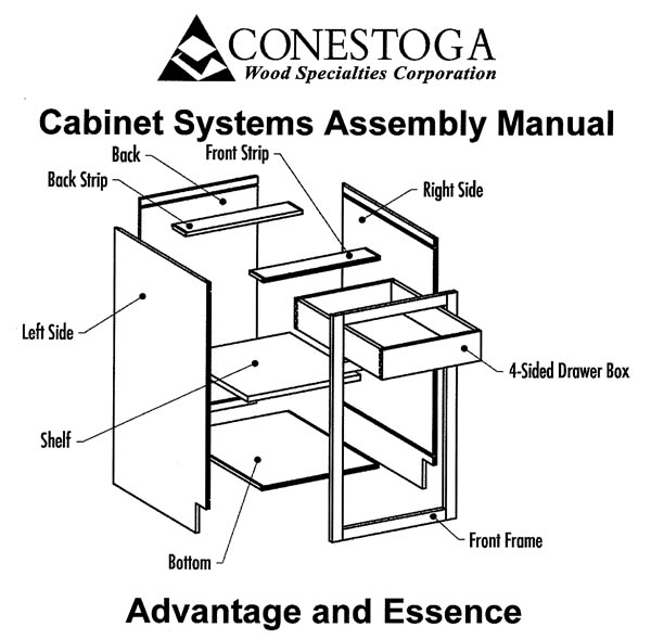 Assembly Manual Northern Granite And Cabinetry