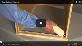 Base Cabinet Assembly Video